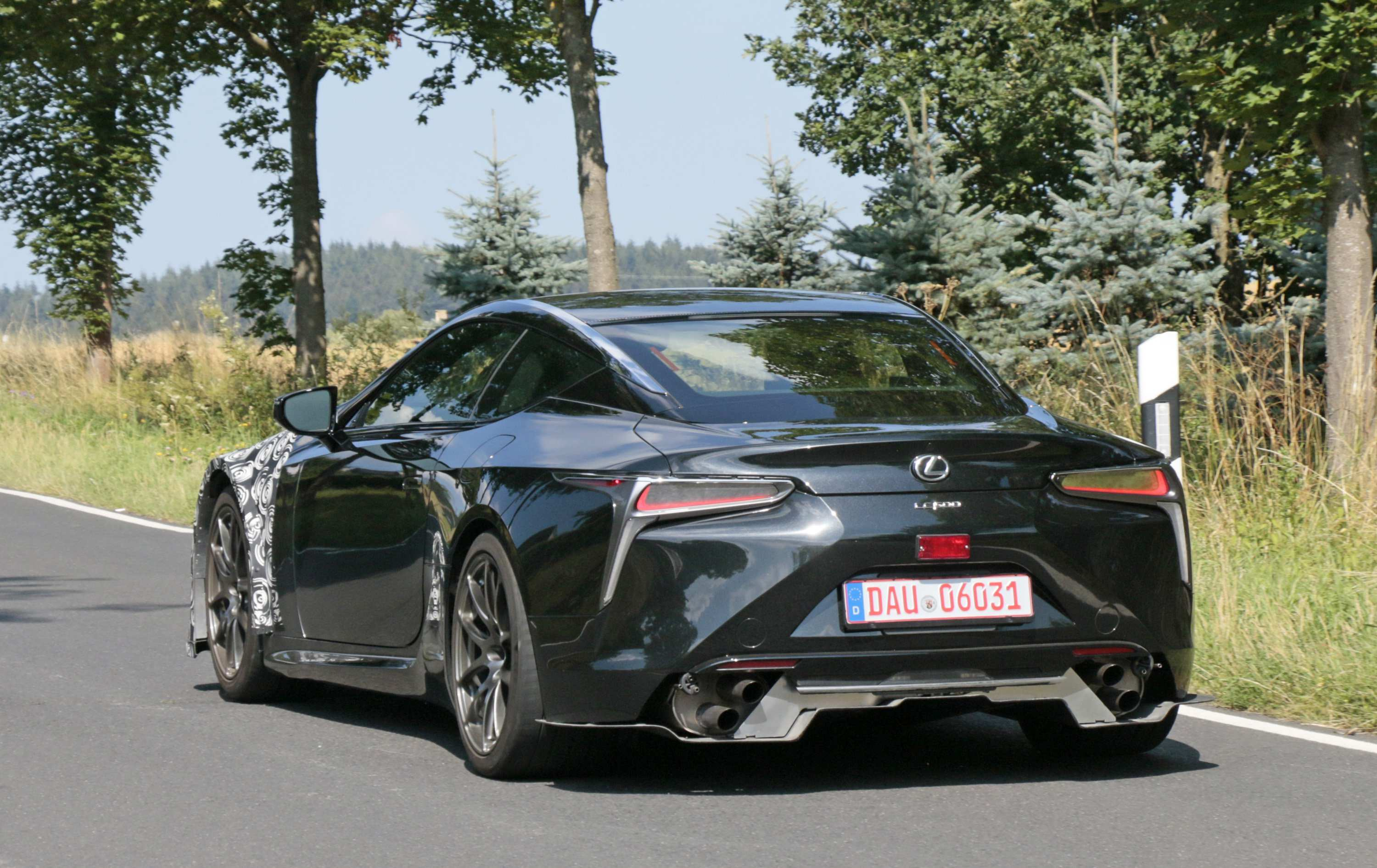 95 New 2020 Lexus Lc F Redesign And Review