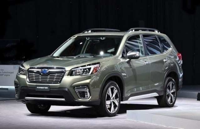 95 New Subaru 2020 Plan Concept And Review