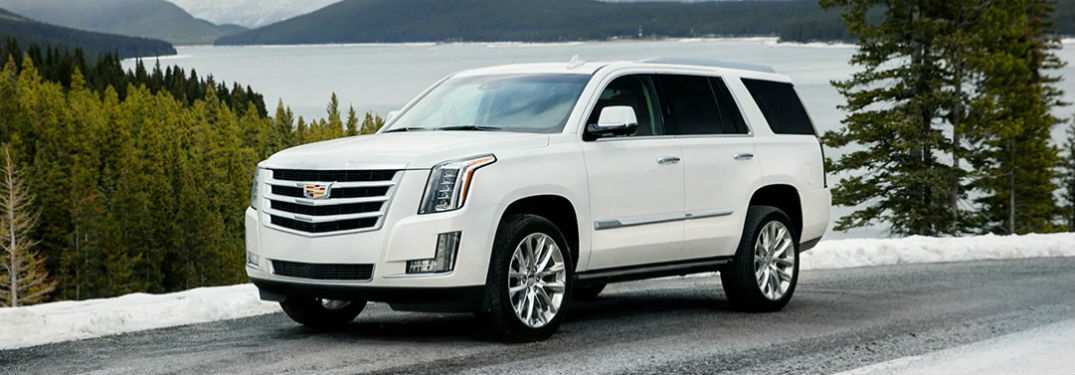 95 The 2019 Cadillac Escalade Interior Research New