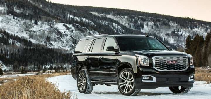 96 The 2019 Gmc Denali Suv New Model And Performance