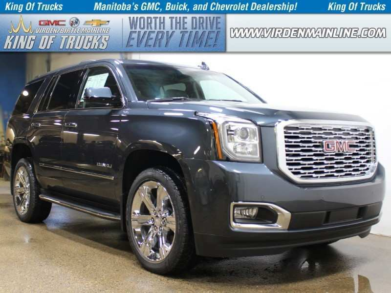 96 The Best 2019 Gmc Denali Suv Style