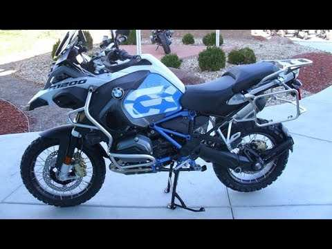97 A 2019 Bmw Adventure Overview