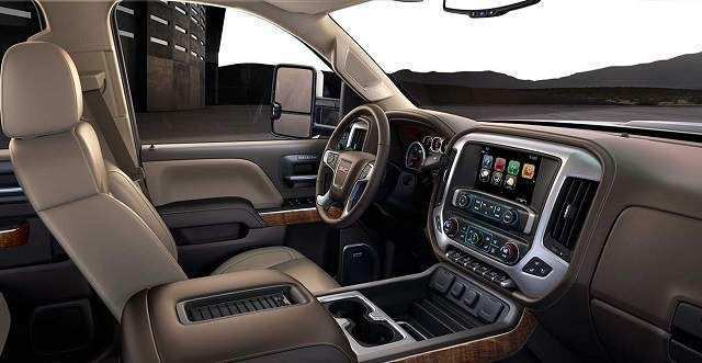 97 A 2019 Gmc Interior Price
