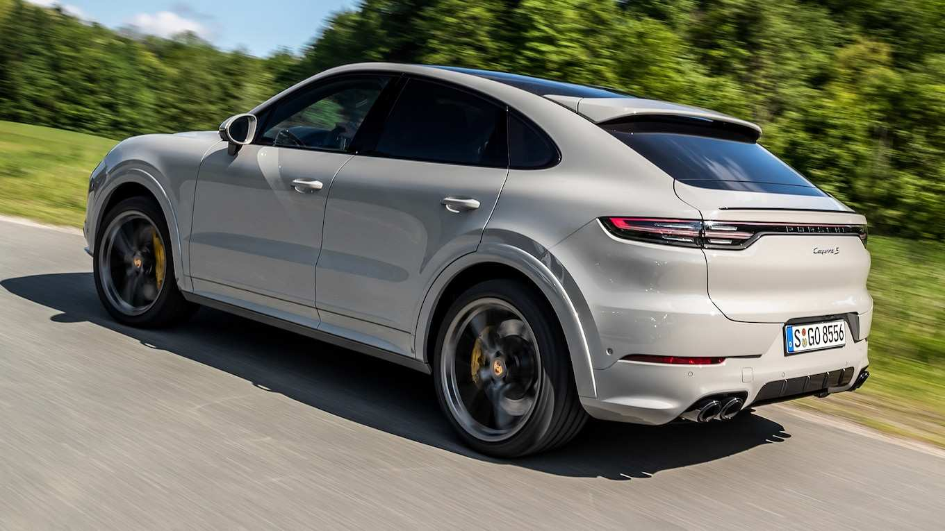 97 Best 2020 Porsche Suv Release Date And Concept