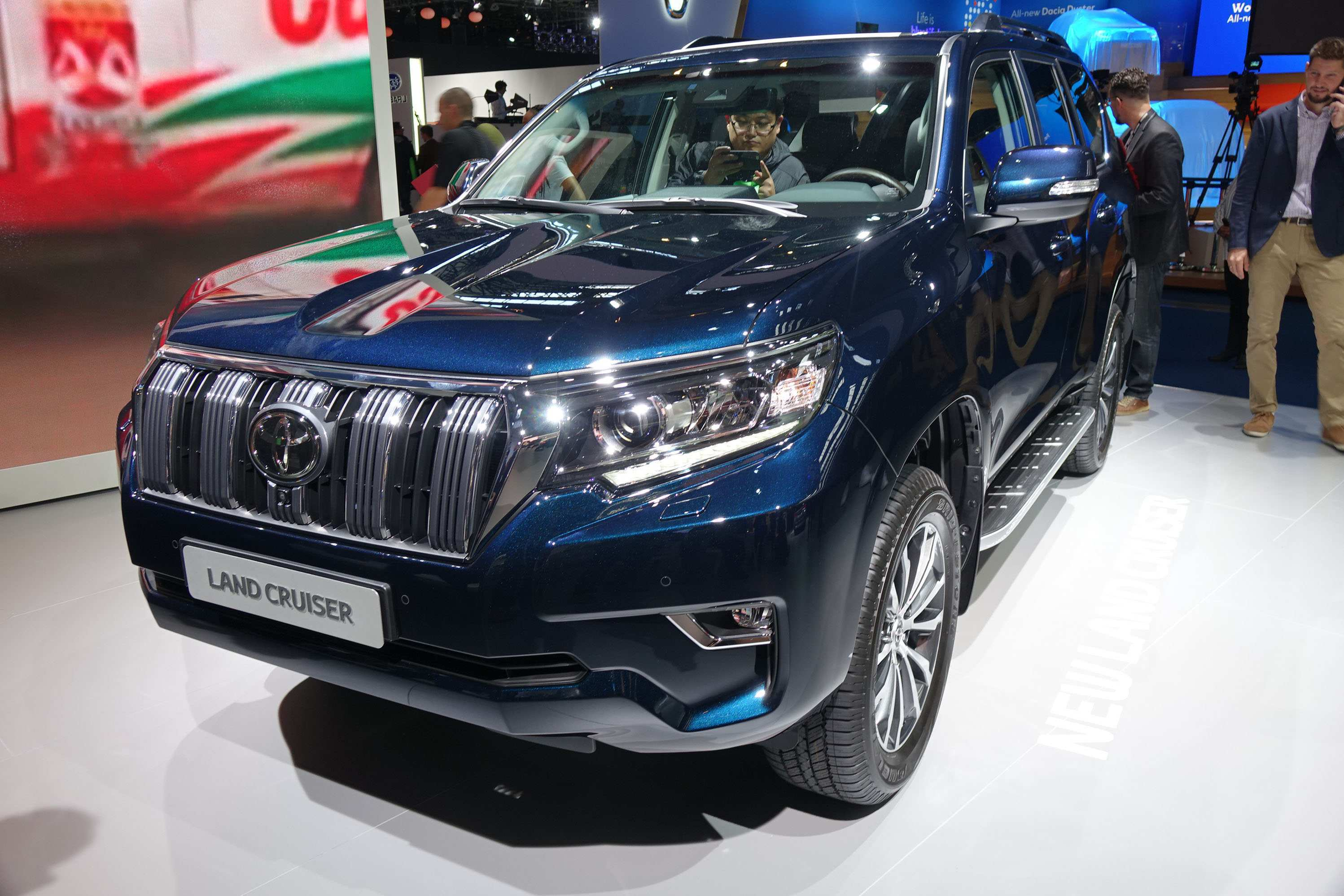 97 The 2019 Toyota Prado Redesign Engine
