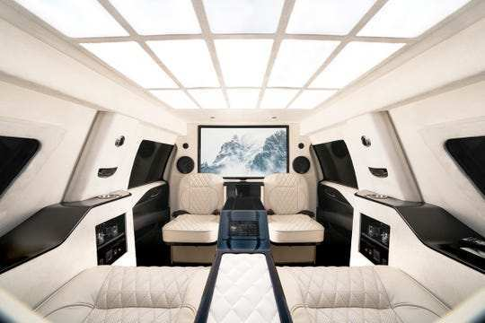 97 The Best 2019 Cadillac Escalade Interior Style