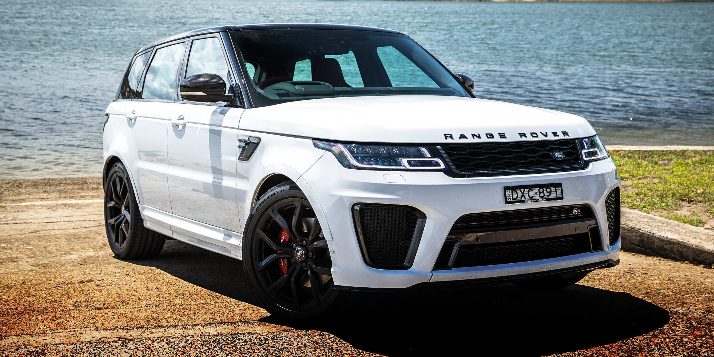 97 The Best 2019 Land Rover Svr Exterior And Interior