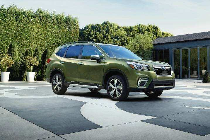 97 The Best 2019 Subaru Suv Specs