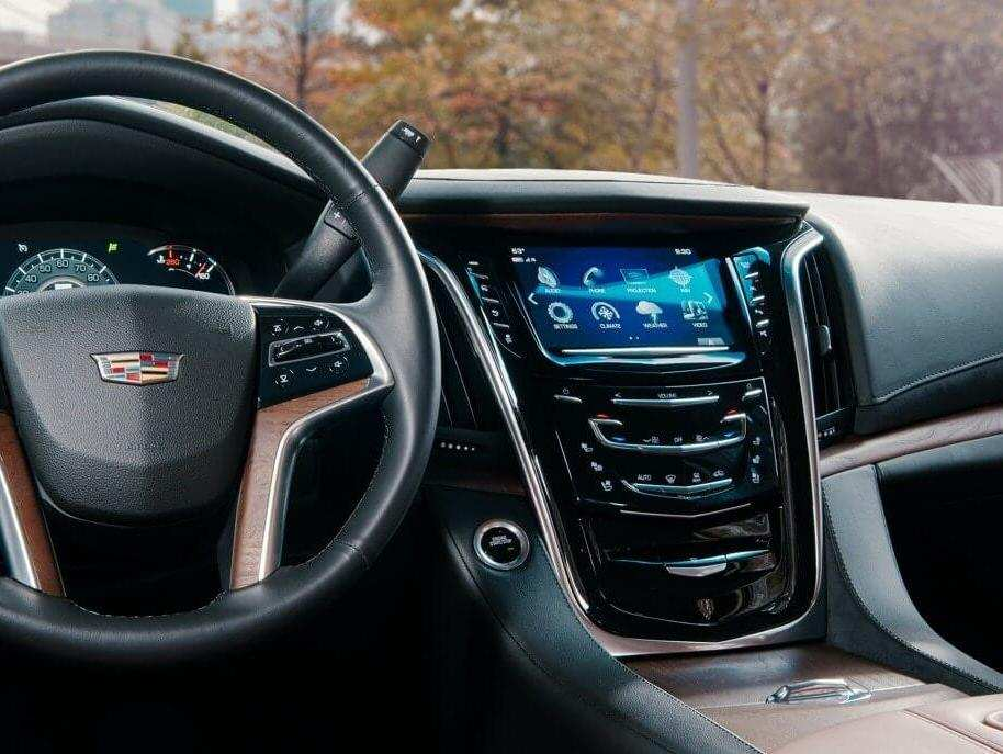 98 All New 2019 Cadillac Escalade Interior Spy Shoot