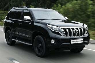 98 All New 2019 Toyota Prado Redesign New Review