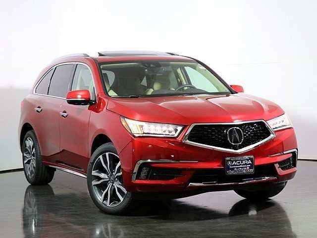 98 Best 2019 Acura Mdx Release Date Configurations
