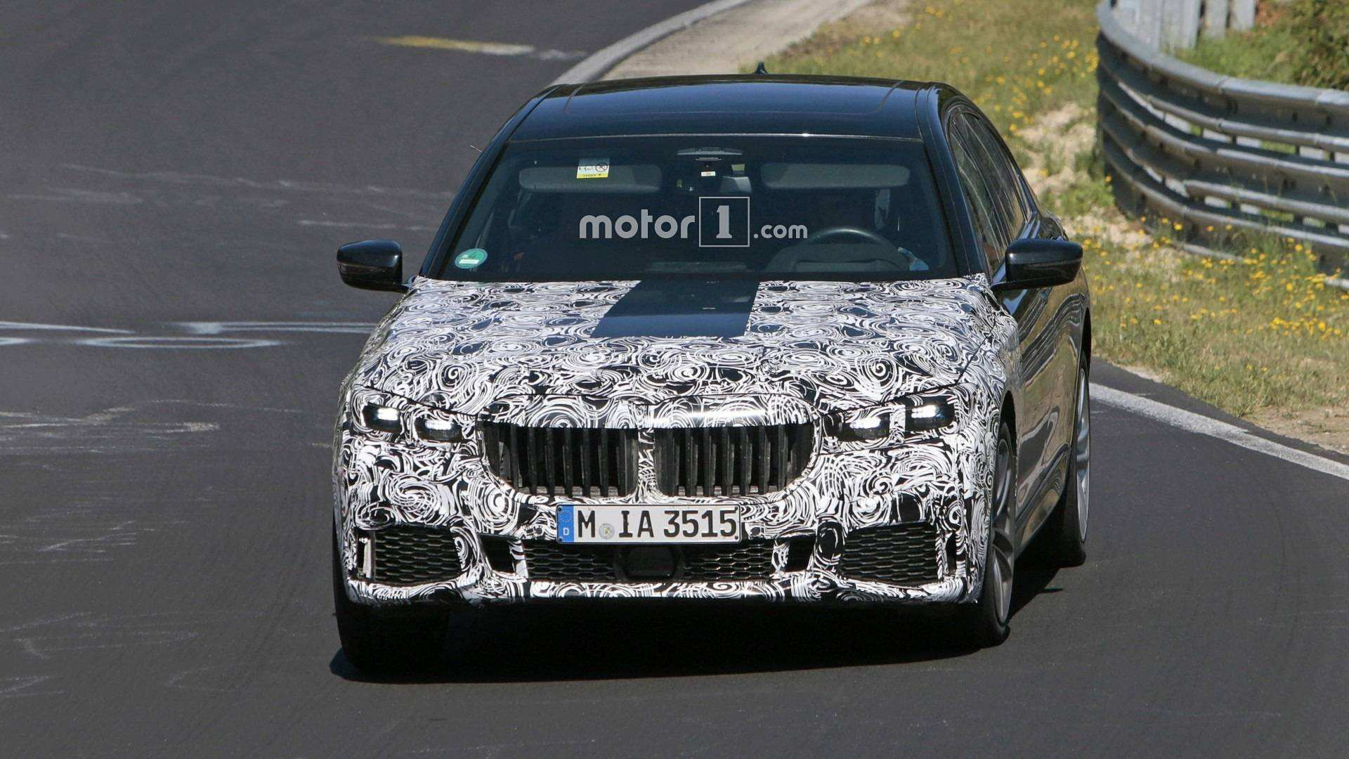 98 New 2019 Bmw 7 Series Lci Spy Shoot