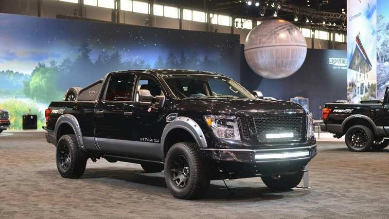 98 New 2019 Nissan Titan Release Date Review And Release Date