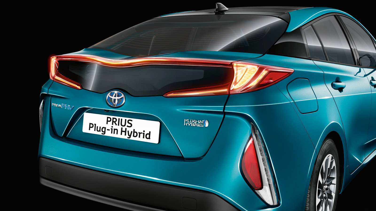 98 New 2019 Toyota Prius Plug In Hybrid Concept And Review