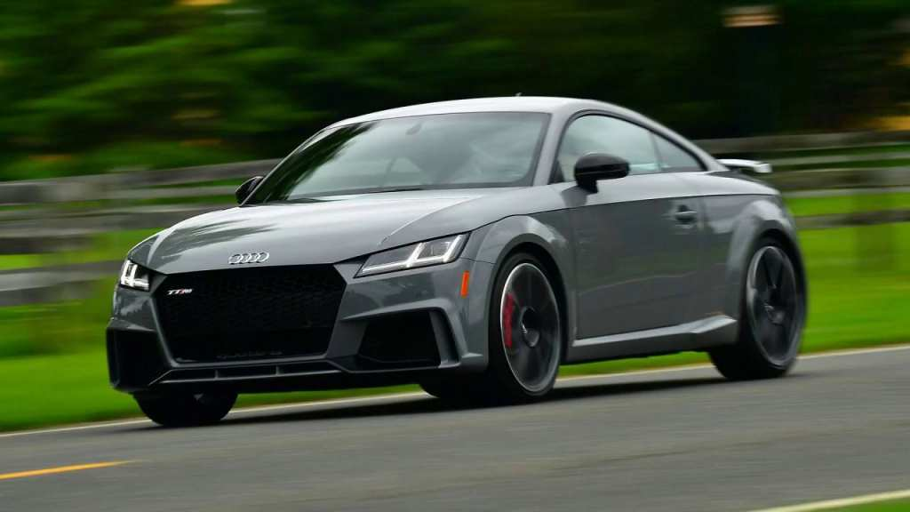 98 The Best 2019 Audi Tt Specs Spy Shoot