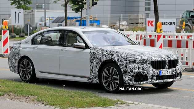 98 The Best 2019 Bmw 7 Series Lci Exterior