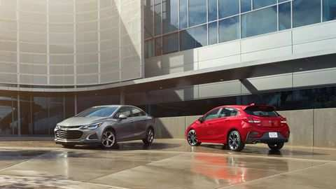 99 New 2019 Chevrolet Models Price Design and Review