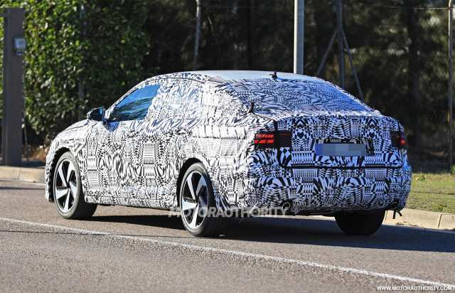 99 New 2019 Vw Jetta Spy Shots Overview
