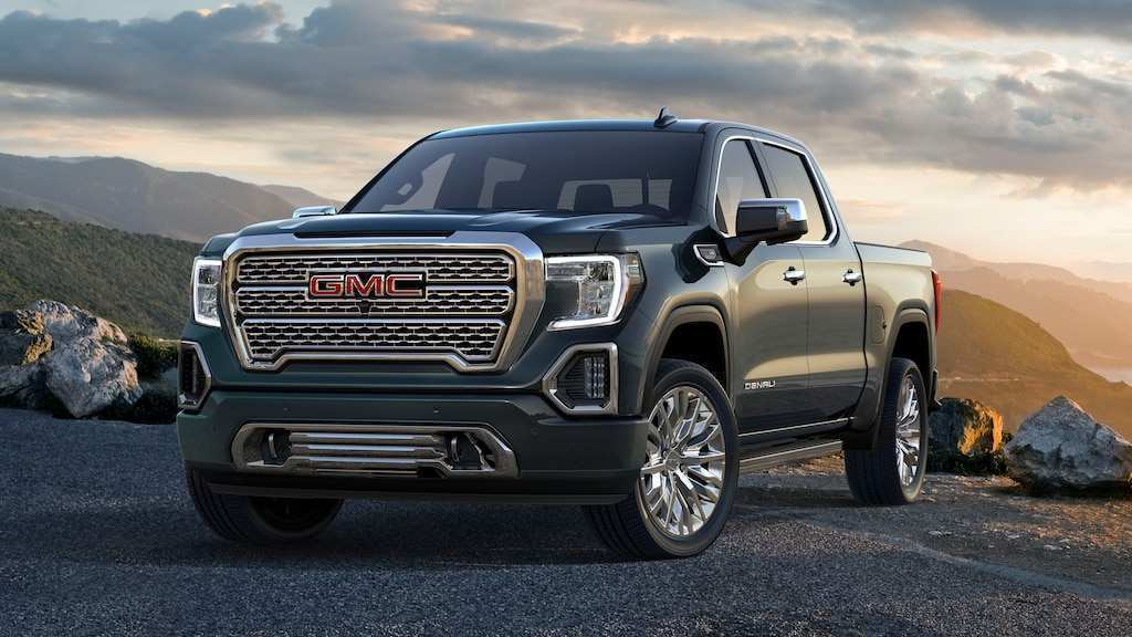 99 The 2019 Gmc 1500 Release Date Concept