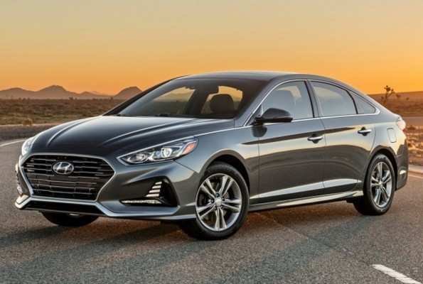99 The 2019 Hyundai Sonata Review Performance And New Engine