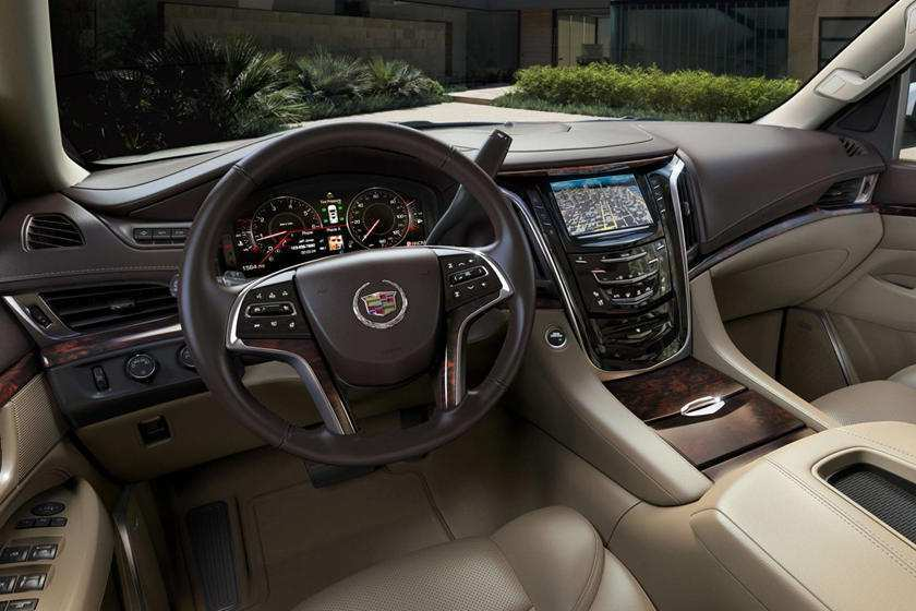 99 The Best 2019 Cadillac Escalade Interior Pricing