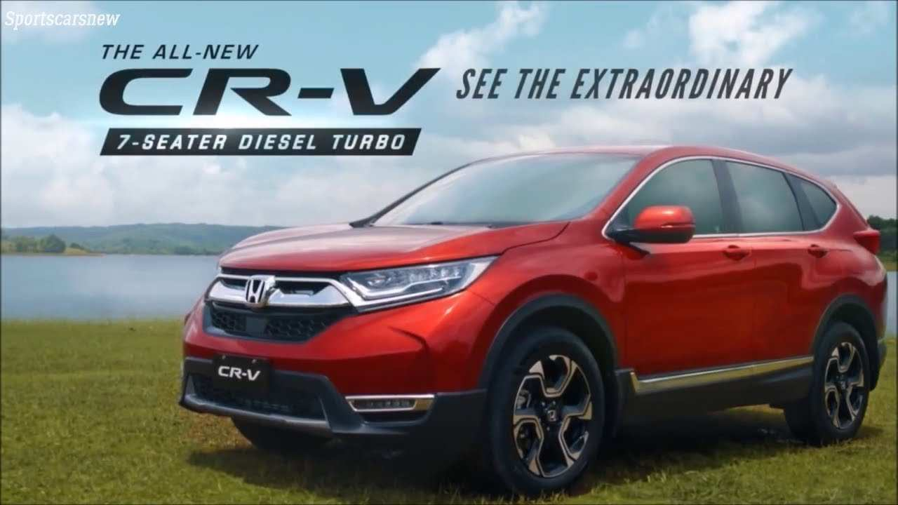 99 The Best 2019 Honda Hrv Rumors Redesign
