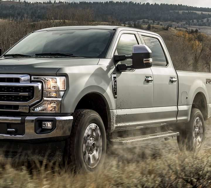 11 A 2020 Ford 2500 Reviews