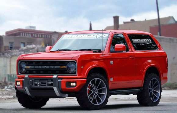 11 A 2020 Ford Bronco Lifted Price And Release Date