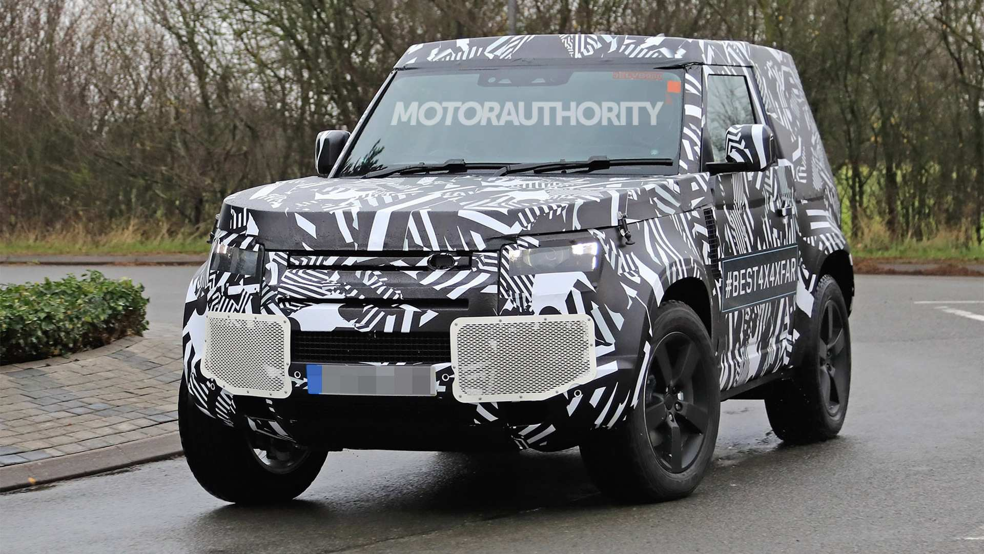 11 A New Land Rover Defender 2020 Redesign And Concept