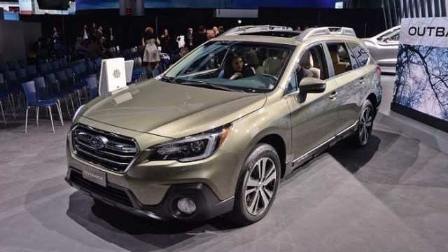 11 A Subaru Hybrid Outback 2020 Specs And Review