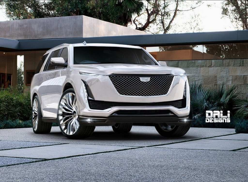 11 All New 2019 Cadillac Escalade Redesign Wallpaper
