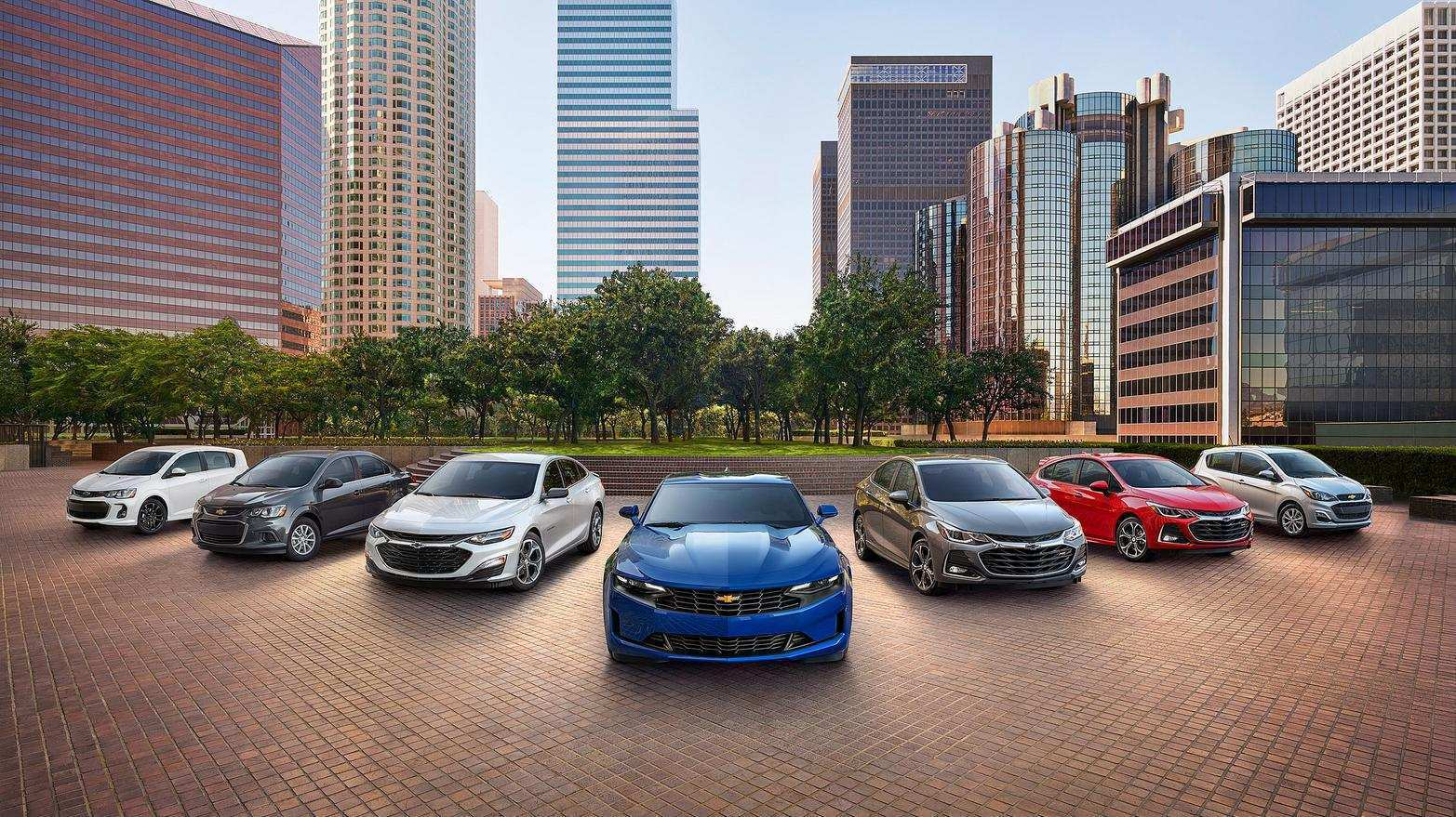 11 All New 2019 Chevrolet Lineup Redesign And Review