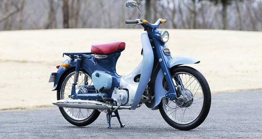 11 All New 2019 Honda 125 Cub New Review