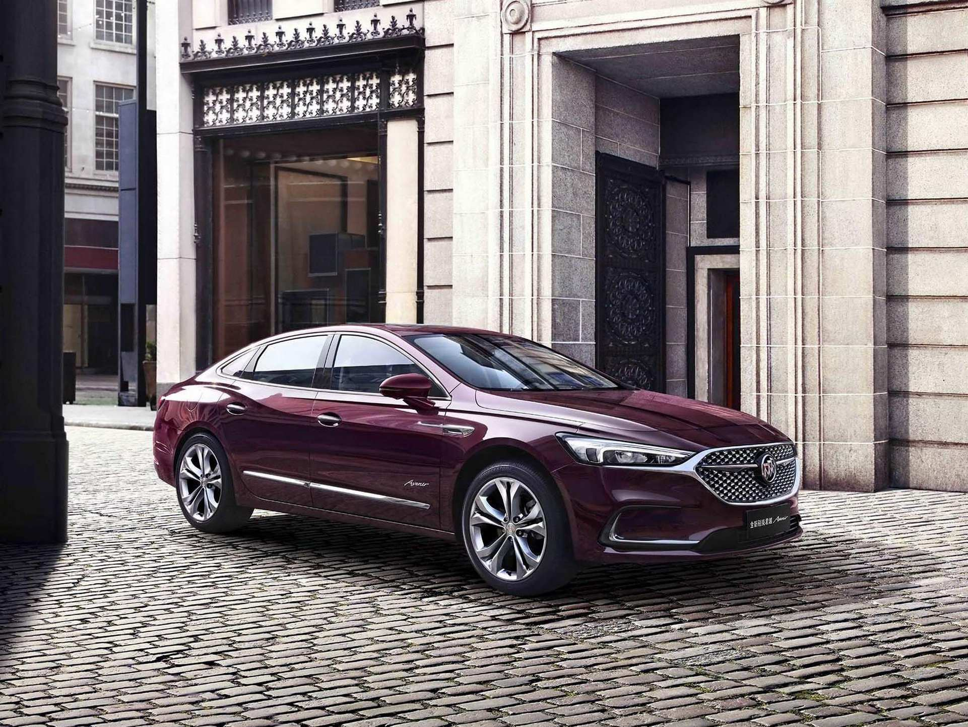 11 All New 2020 Buick Lacrosse China Wallpaper