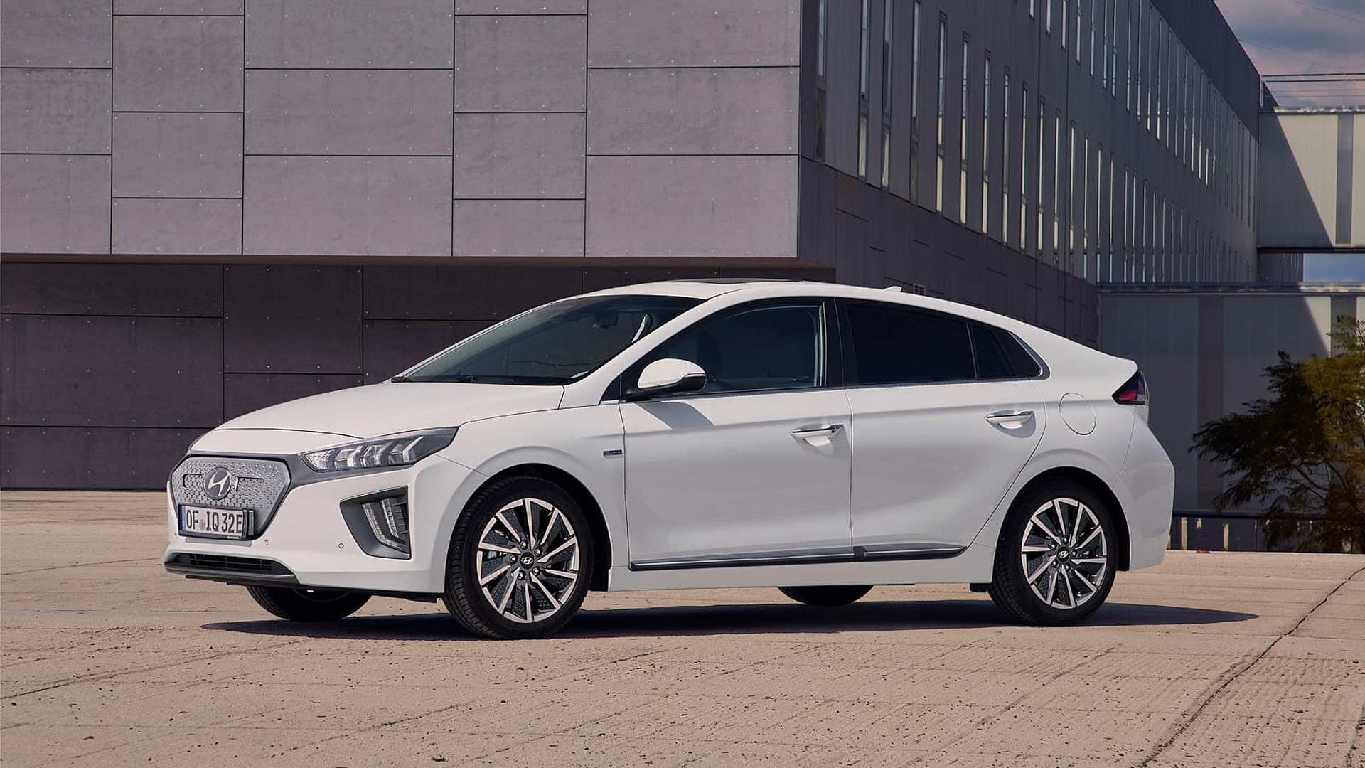 11 All New 2020 Hyundai Ioniq Interior