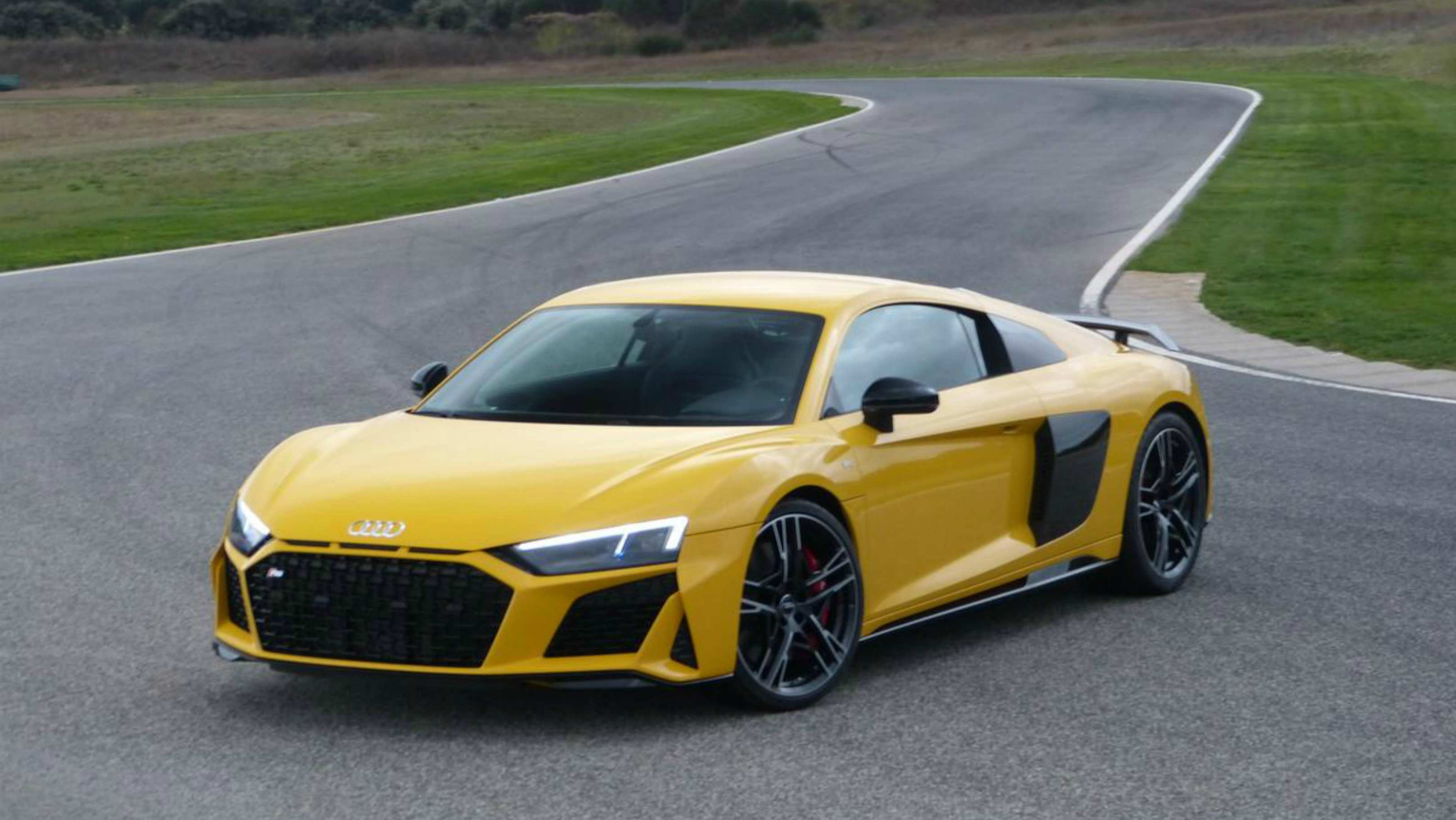 11 All New Audi R8 2020 Black Ratings