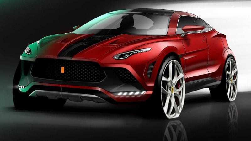 11 All New Ferrari Suv 2020 Configurations