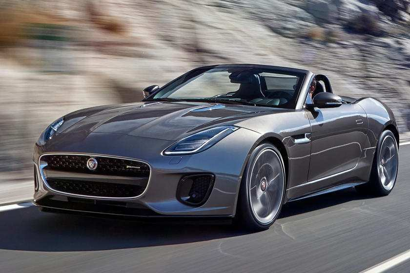 11 All New Jaguar Convertible 2020 New Review
