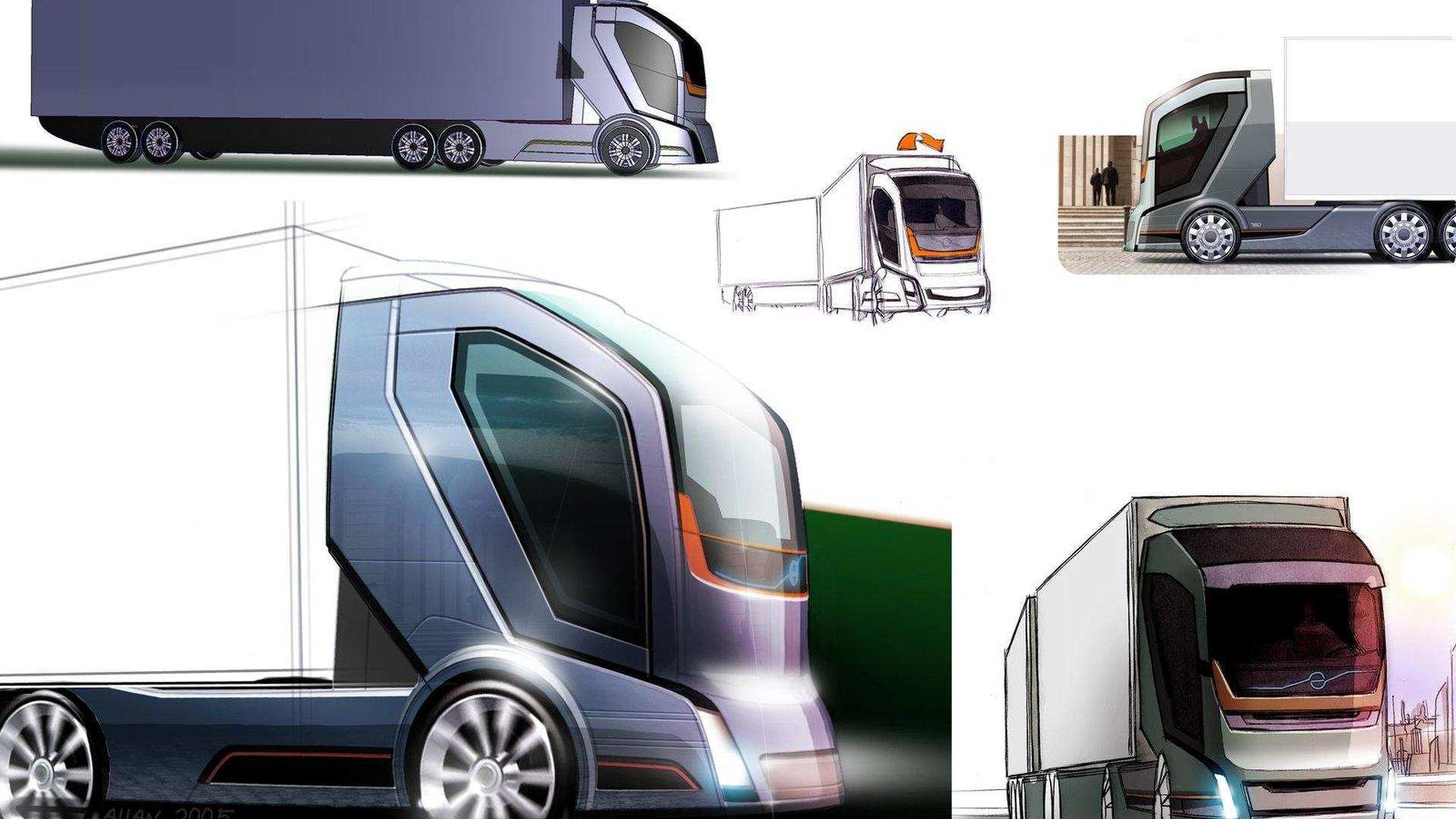 11 All New Volvo Truck Concept 2020 Concept And Review