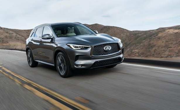 11 Best 2019 Infiniti Qx50 Dimensions Redesign