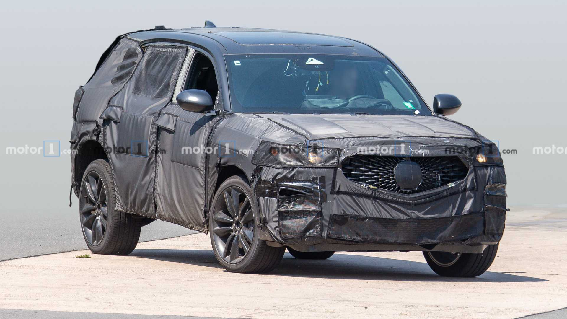 11 Best 2020 Acura Mdx Spy Photos Release Date