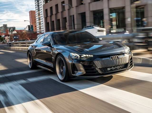 11 Best Audi New Electric Car 2020 New Concept
