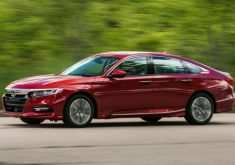 Honda Accord 2020 Changes