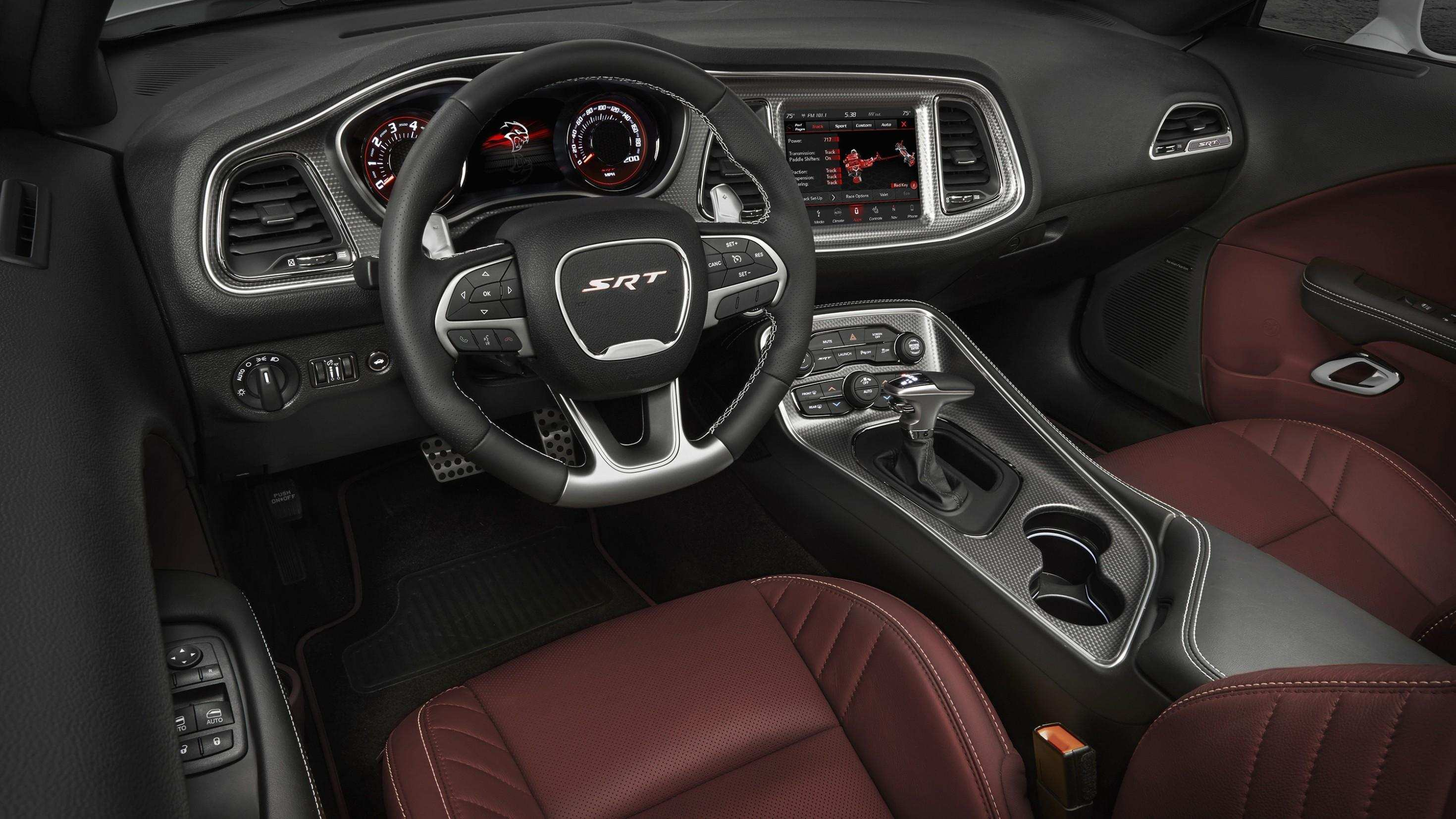 11 New 2019 Dodge Interior Wallpaper