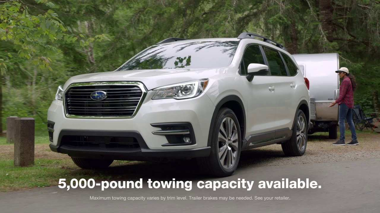 11 New 2019 Subaru Third Row Configurations