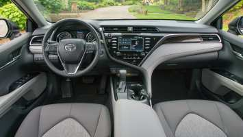 11 New 2019 Toyota Xle Have Interior