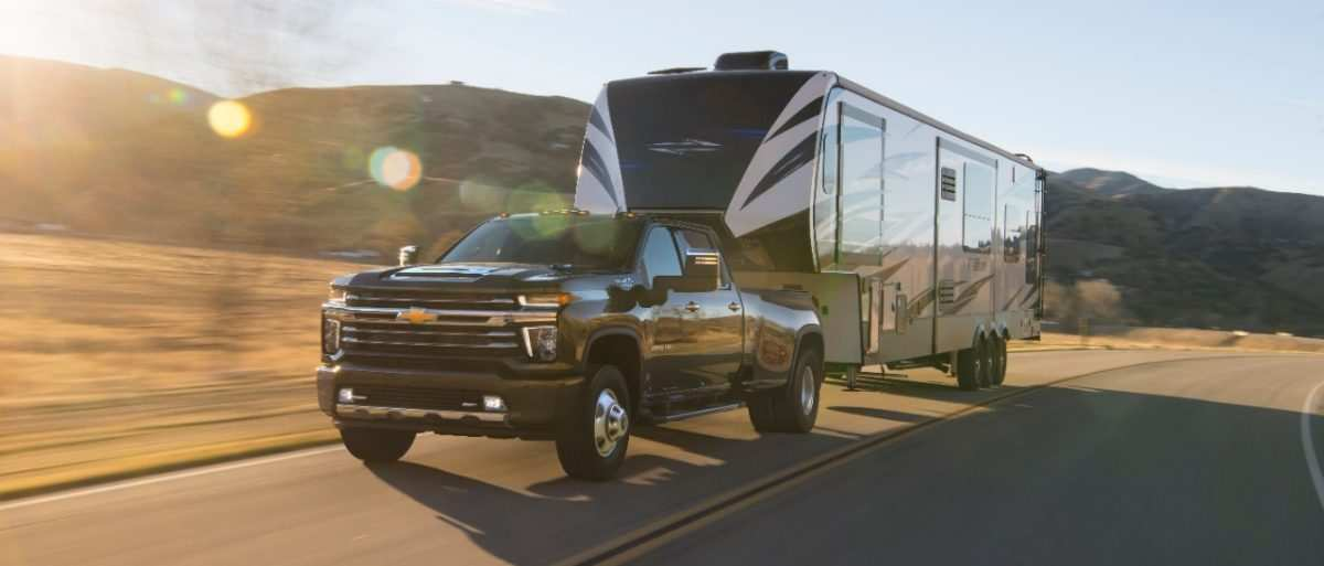 11 New 2020 Chevrolet 3500Hd History