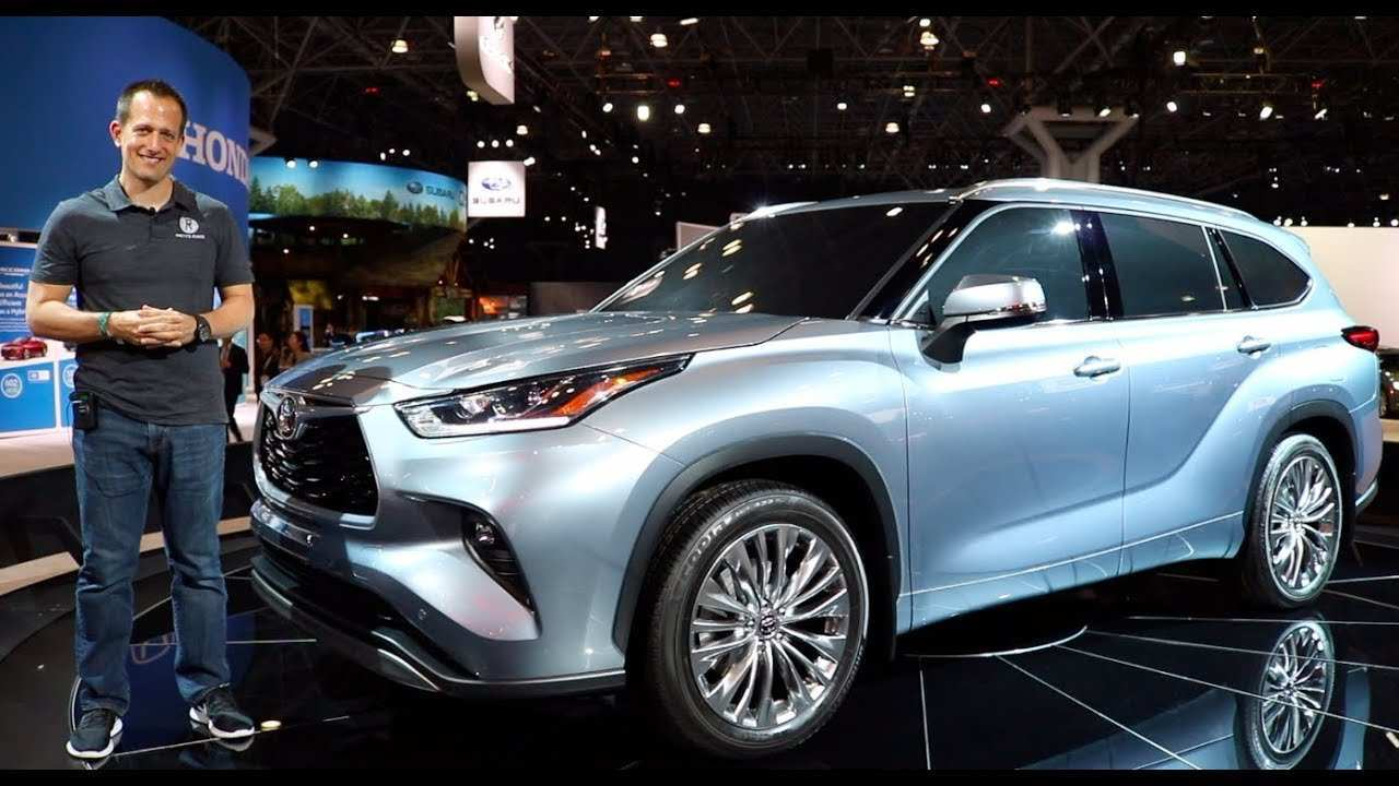 11 New 2020 Toyota Suv Spesification