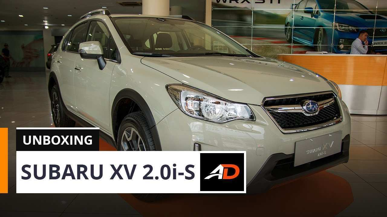 11 New Subaru Xv 2020 Egypt Specs