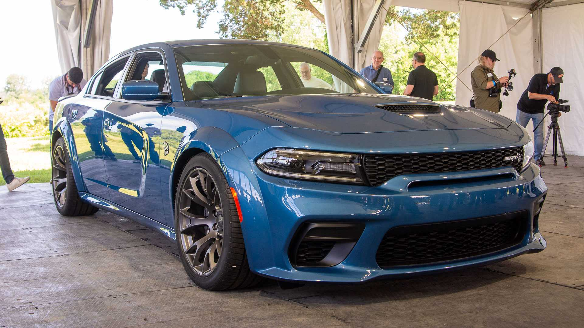 11 The 2020 Dodge Charger Srt Performance And New Engine